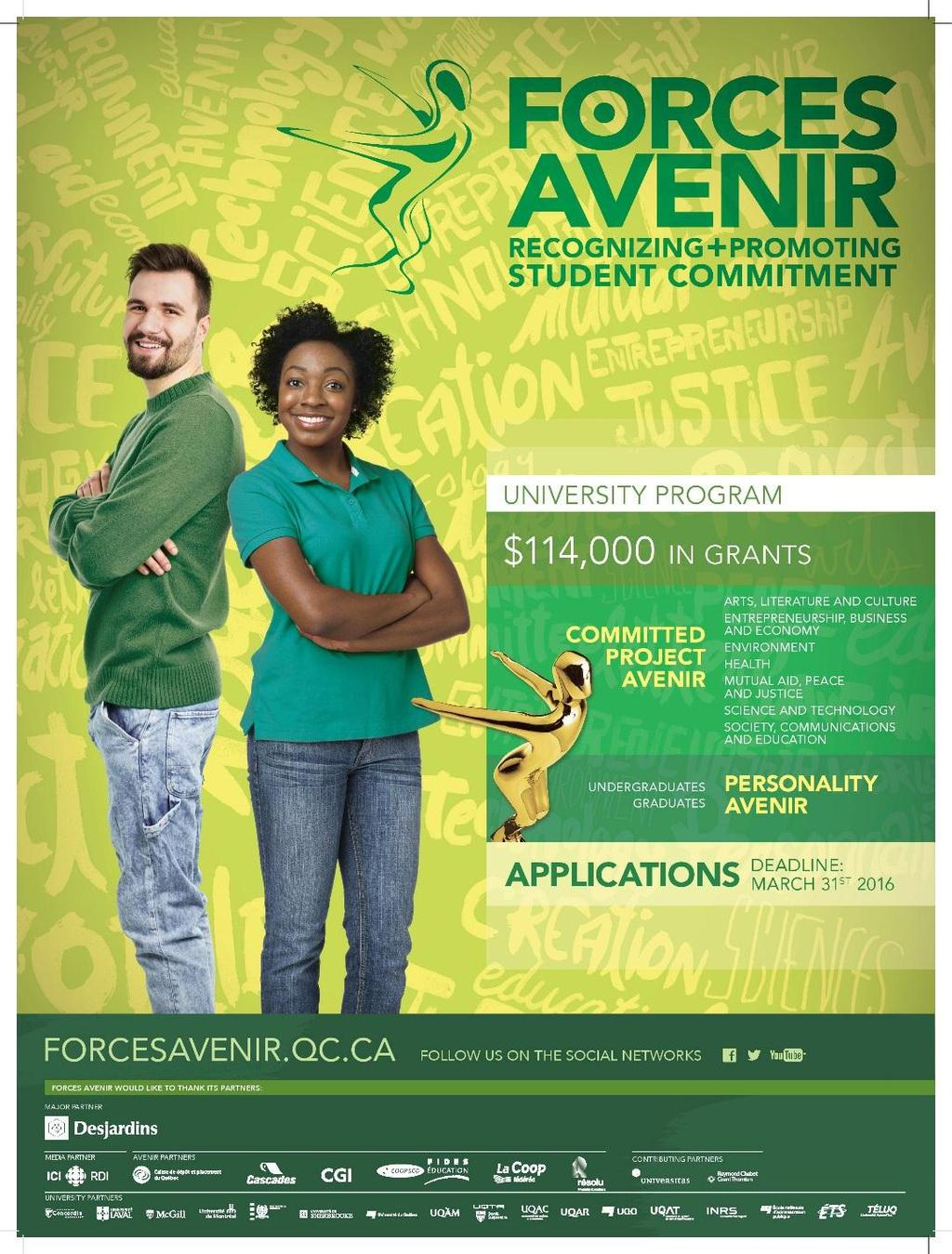 What is Forces AVENIR?