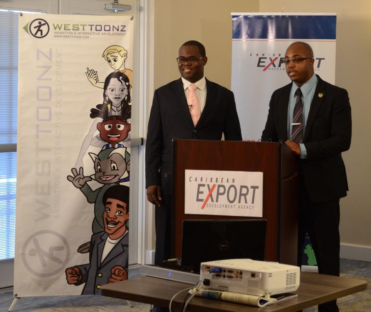The week of activities aimed at raising the level of awareness about Caribbean Export in particular on the work being under-taken as part of the 10th European Development Fund (EDF) Regional Private