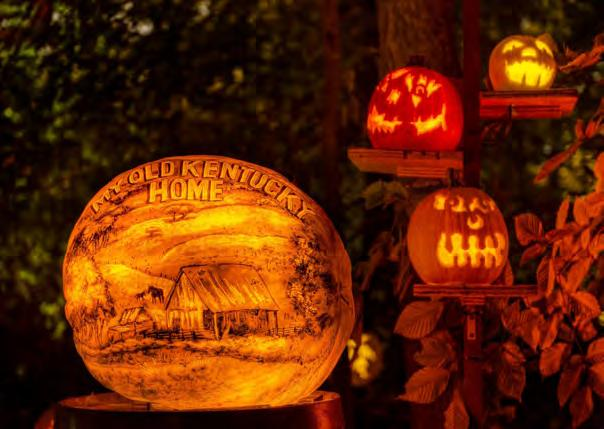 Executive Summary The Louisville Jack O Lantern Spectacular is entering its fifth year as a favorite annual family event for all generations throughout the region.