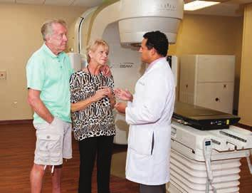 FCS news FCS Brings Cutting-Edge Radiation Oncology to The Villages FCS has been pleased to announce that radiation oncology was added Oct.