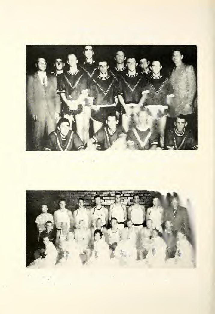 Daviess Cunty Runner-Up 1958 State Basketball Turnament (Left t Right) Frnt Rw: Jhnny Newman, Ed Allen, Jerry Truitt,