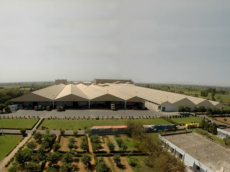 Manufacturing Commissioned 2 nd Plant in March 1998 at Gailpur (Rajasthan) with a capacity of 6 million sq mtr p.a. and further increased the capacity in phased manner.