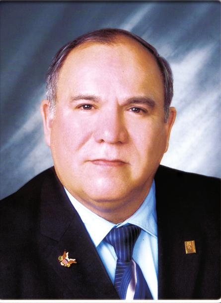 United Independent School District Board of Trustees Juan Roberto Ramirez President