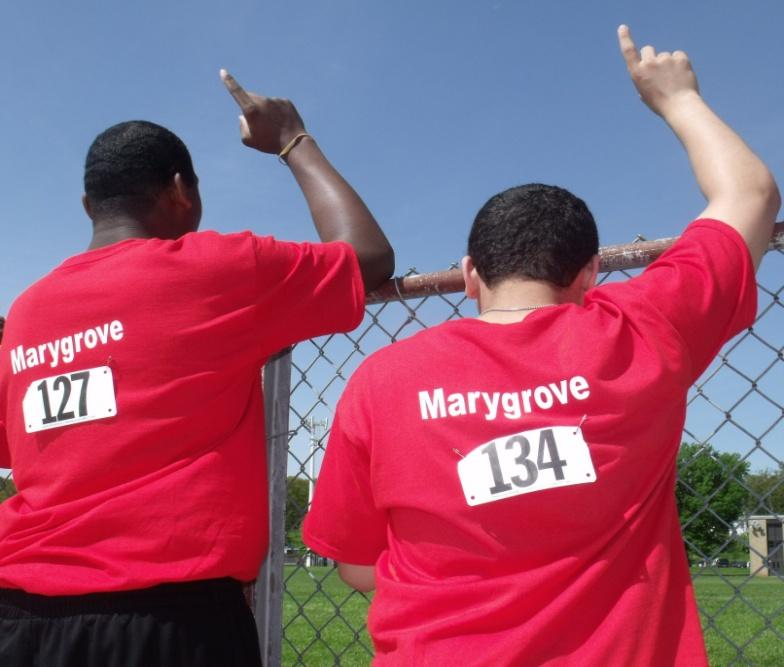 Ultimately, Marygrove seeks to give young people the tools they need to achieve personal success.