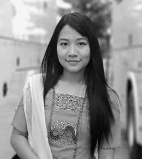 Page 48/74 Ms May Thu PAING Yangon University of Foreign Languages May Thu is a 3rd year English specialization student at Yangon University of Foreign Languages.
