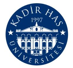 Kadir Has University Academic excellence and global perspective Founded in 1997 as a private non-profit institution, Kadir Has University (KHAS) is one of the leading mid-size universities in Turkey.