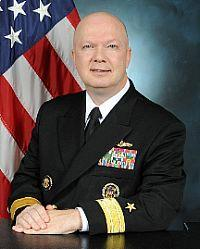 Admiral Harley s Visit By MIDN 1/C Jones and MIDN 4/C Foster Rear Admiral Jeff Harley, the current assistant deputy Chief of Naval Operations (Operations, Plans, and Strategy) (N3/N5B) visited the