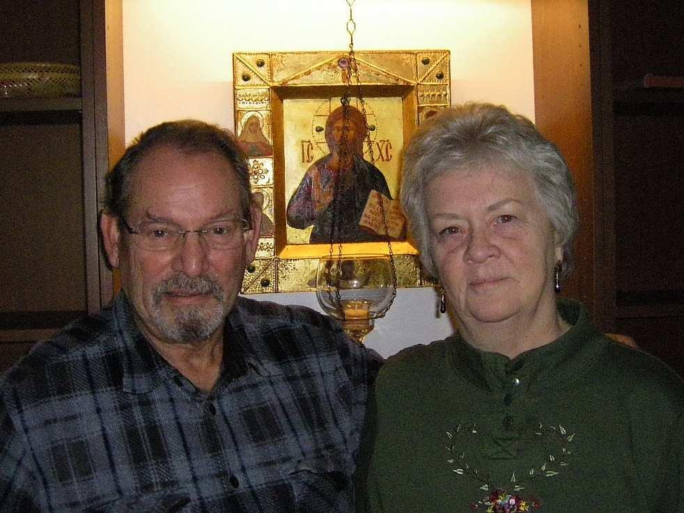 Family of the Month Dennis and Carol Perez The Father Nicholas Rausch OSB Council 1643 Family of the month for November is Dennis and Carol Perez. Denny and Carol are members of St.
