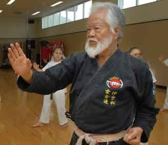 Proficiency in martial arts was never a point of bragging among practitioners Hamner encountered, and that attracted him.