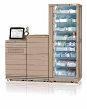 A platform approach to medication management While users will recognize many core Pyxis MedStation system capabilities such as the ability to help start patient therapies faster by reducing time to