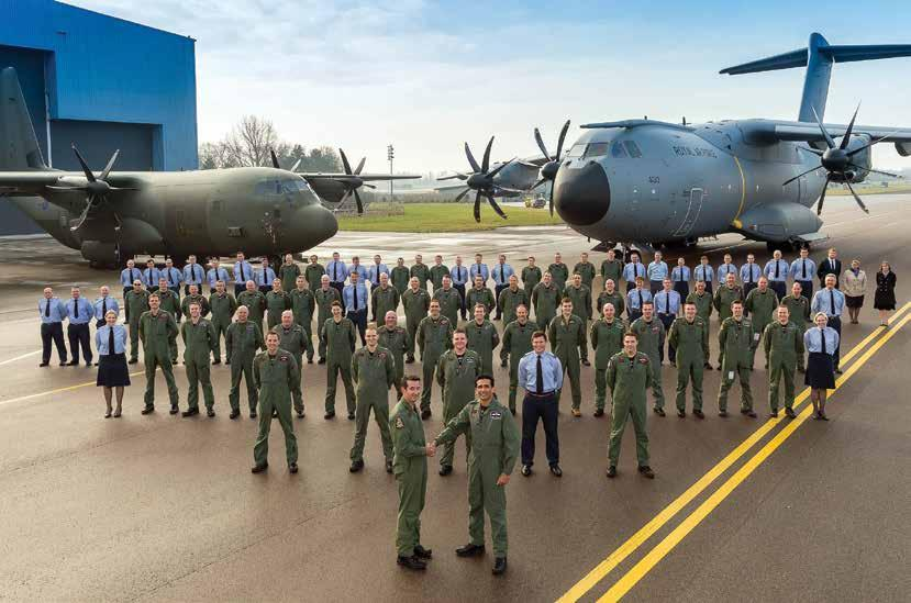 NEWS 24 SQN It has been another busy period in the XXIV Sqn life but then everyone always says that don t they?