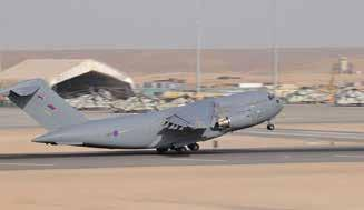 Predominantly designed to keep the US Air Force s fleet of 200 C17s serviceable all around the world, the programme enables international C-17 nations to access a virtual fleet of spares and support