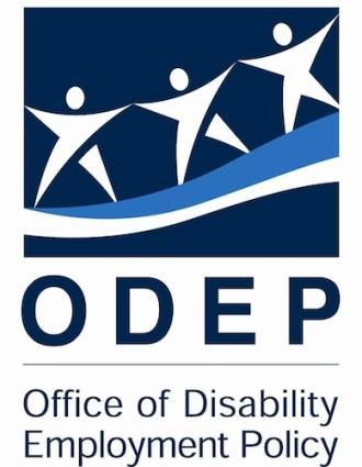 Department of Labor s Office of Disability Employment Policy, Grant No. #OD- 23863-12-75-4-11.