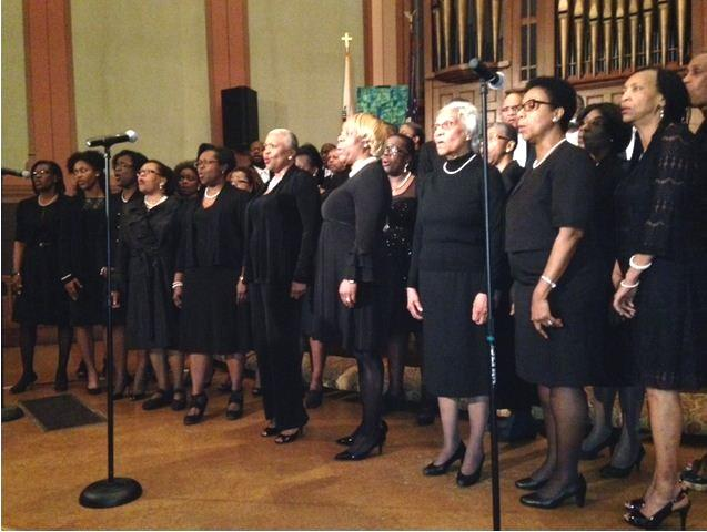 CONGRATULATIONS OID The Bronx Bethany Chorale Congratulates Ena Lee Wright For her recognition in voluntary