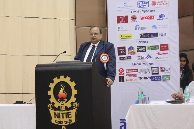 MESSAGE FROM DEAN NITIE has unexceptionally churned excellence in all domains of Post Graduate education ever since its inception and certainly, Summer placements for the class of 2018 were in line