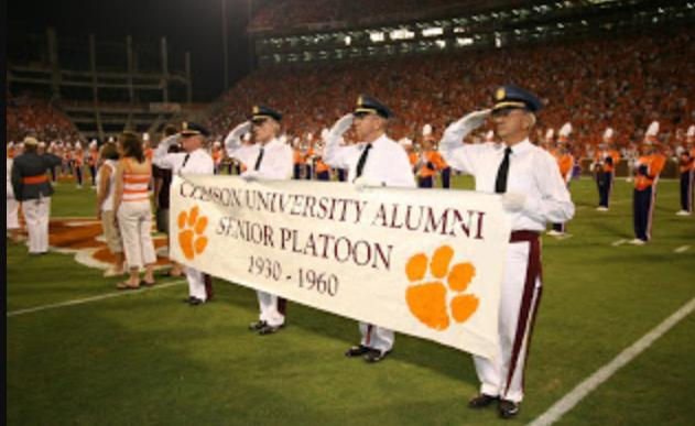 If Military Appreciation Day s honoring of Clemson s military heritage and our armed forces had proved popular with fans, it also got Seketa thinking.