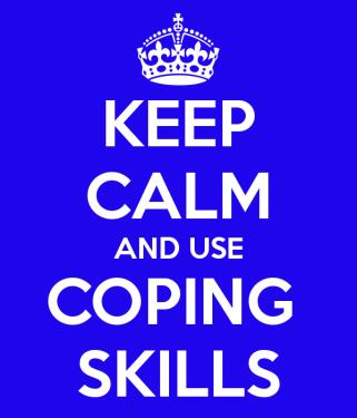 Coping - Definitions Coping is defined as the conscious effort to solve personal and interpersonal problems, and seeking to