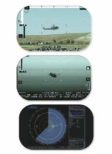 RESPONSIVENESS Remote weapon display networks the sensors, C2 and weapon systems, enabling rapid and seamless dissemination of information to all parties within the air defense system.
