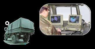 AIR DEFENSE SYSTEM SOLUTIONS SENSORS The sensors include wide area