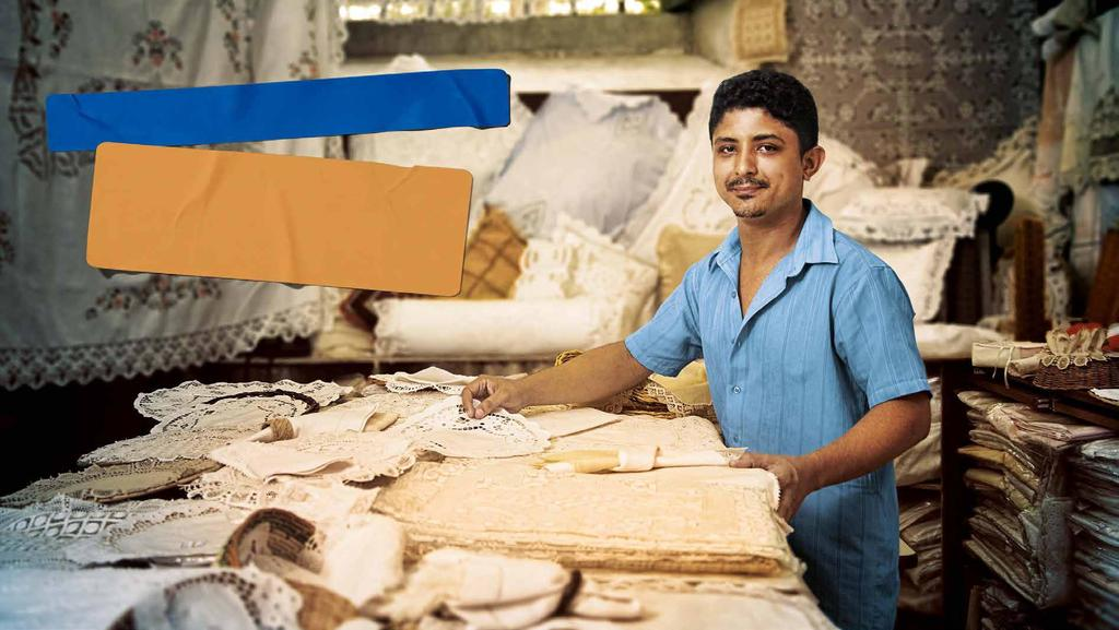 Handicraft Retail sector E-commerce Experts in fostering trade.