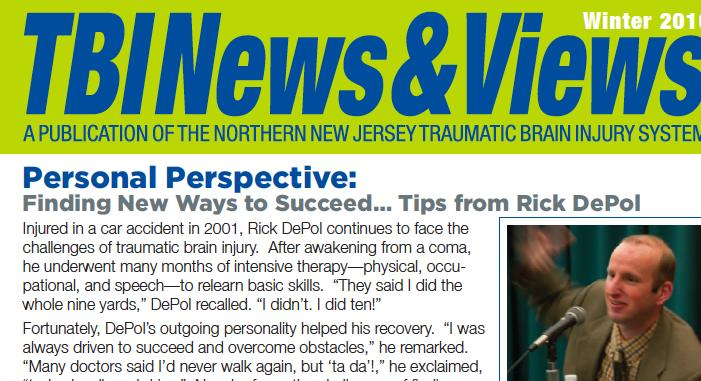 A New Study with Caregivers Funded by the NJ Commission on TBI