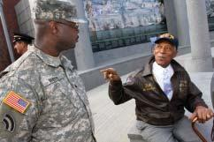 NEW JERSEY SALUTES GREATEST GENERATION Photos by Tech. Sgt.