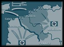 1940: Hitler s forces overtook northern Europe.