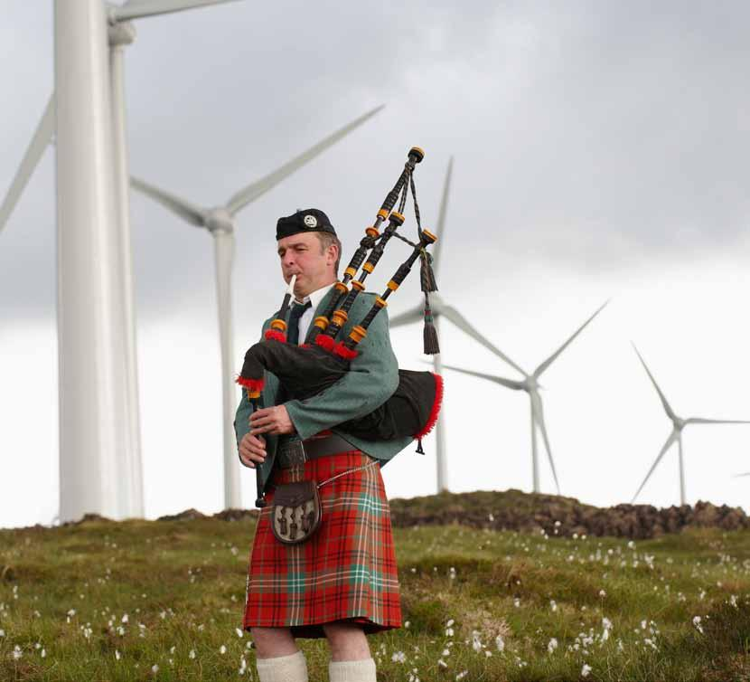 BEN AKETIL WIND FARM FIRST WIND CO-OPERATIVE IN THE HIGHLANDS Location Dunvegan, Isle of Skye Type Wind farm Development status Operational Share size 2.8% revenue share of 27.