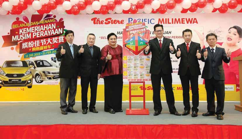 Reward Campaigns for Its Valued Customers The Store Group SPEND & WIN SHOPPING FESTIVAL The Store Group