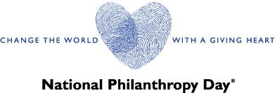 15, 1986, as National Philanthropy Day. Since then, the day has been recognized by numerous state, provincial, and local governments across North America.