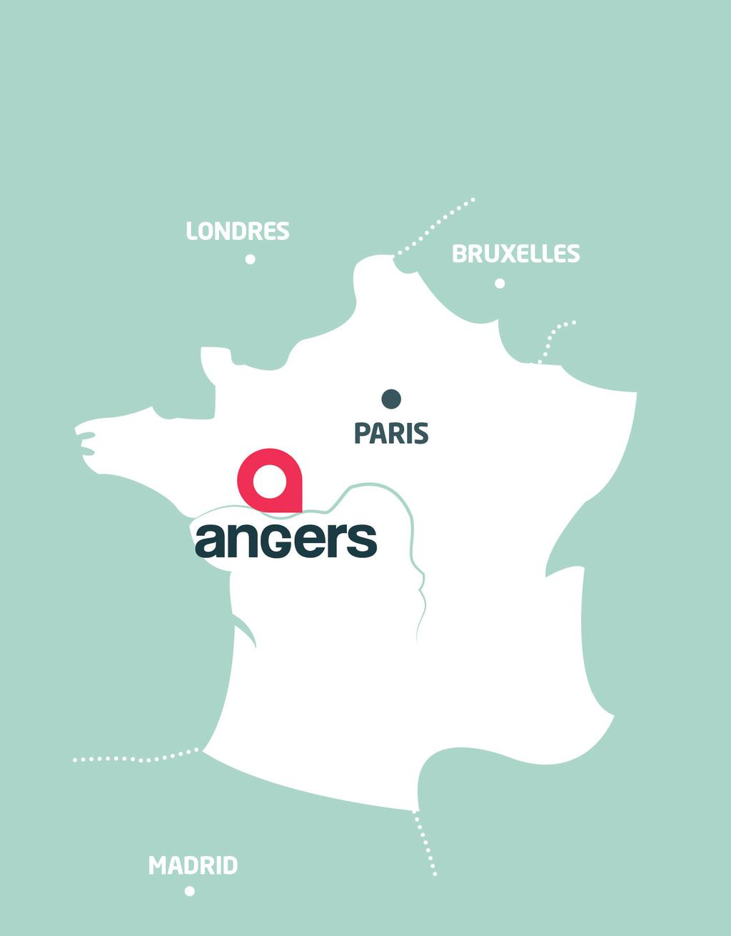 Angers French Tech, a European «Silicon Valley» From an electronic country to an #IoT #Manufacturing ecosystem.