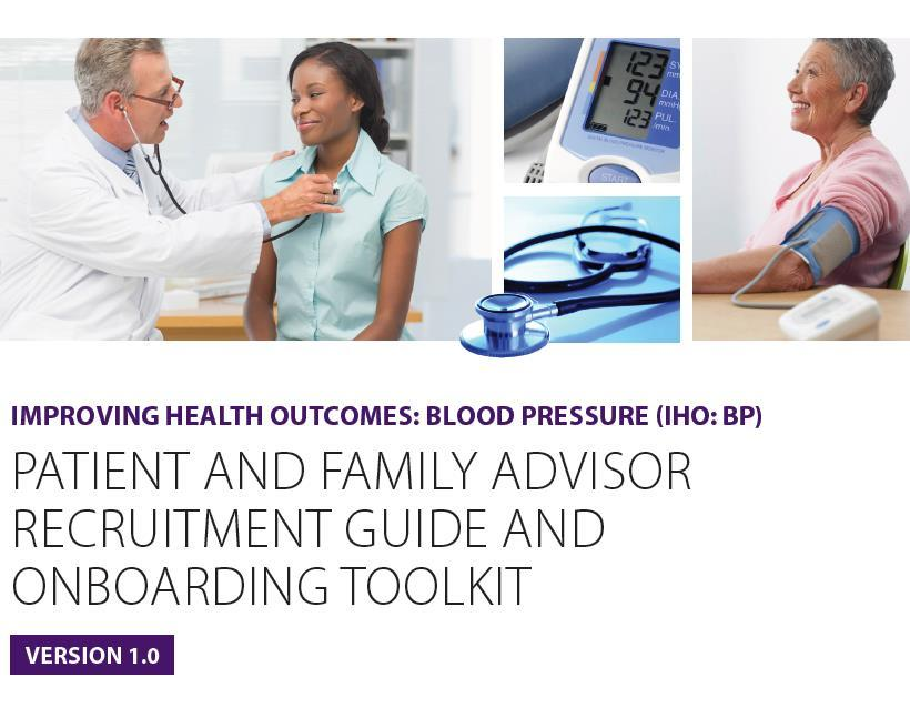 advisor recruitment guide and onboarding toolkit Facilitate the recruitment and orientation process for
