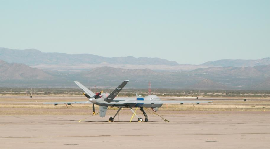 Unmanned Aerial Vehicle (UAV) Field Support First