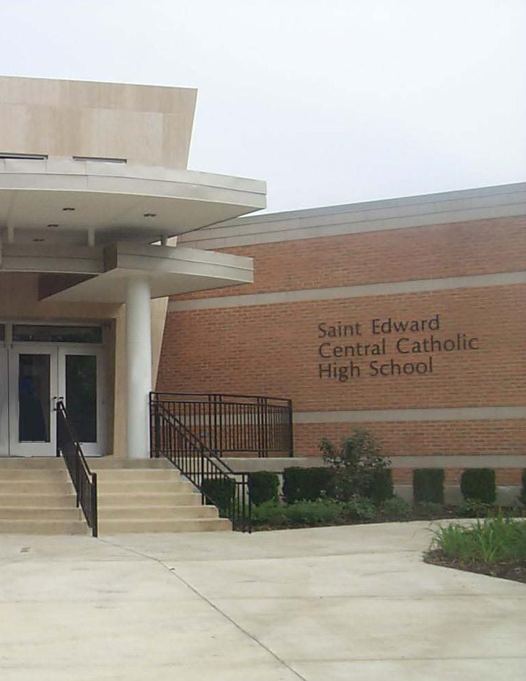 St. Edward Central Catholic High