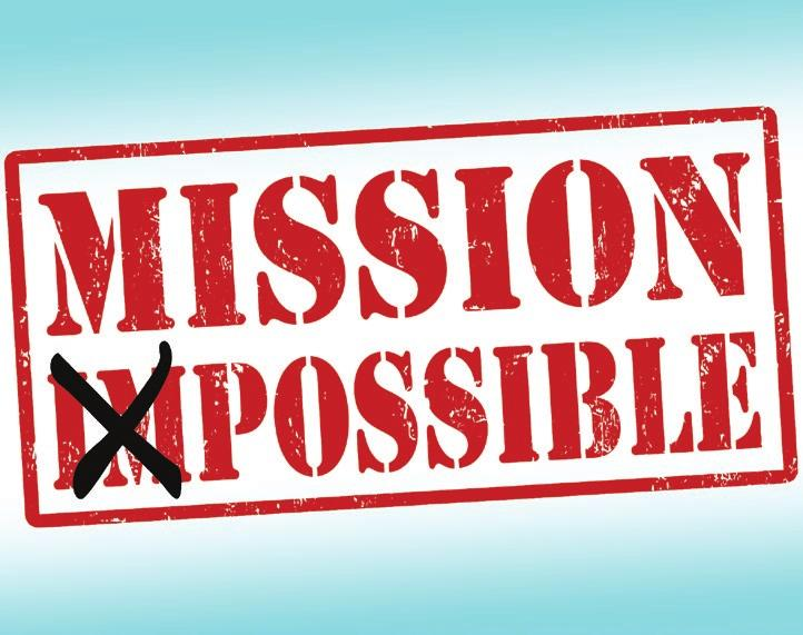 13th Chronic Wound Conference Achieving Success: Mission Possible Thursday, May 18, 2017 DoubleTree by Hilton Hotel