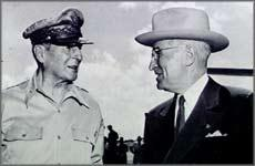 MacArthur had Truman s consent to take over all of North Korea.