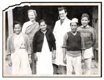 1959 UMN applied to the Government of Nepal for permission to start a community services project in Okhaldhunga.