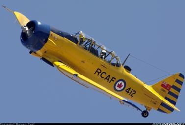 War in the Air The Royal Canadian Air Force (RCAF) went from 4000 to 250 000