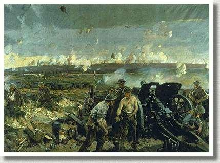 CThe Taking of Vimy Ridge, Easter Monday 1917, by Richard Jack. CCanada's victory at Vimy Ridge took on enormous symbolic importance, not only for the military, but also for the nation at large.