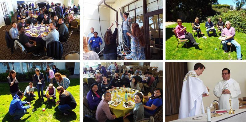 First Semester Highlights Faculty and Staff Retreat Presidio, San Francisco August 08, 2016 Our faculty and staff came together before the start of school year to welcome