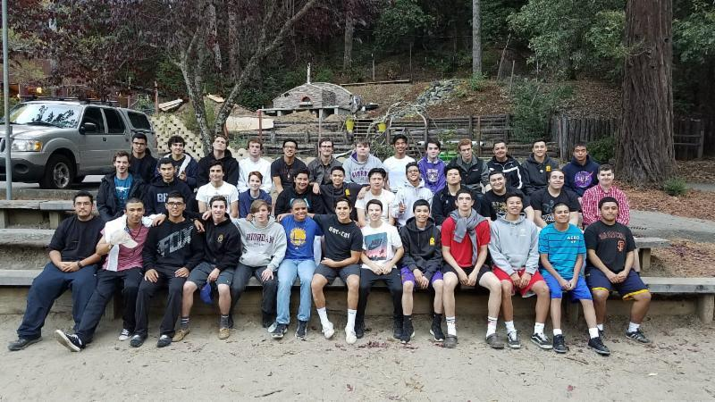 "KAIROS Senior Retreat #89 Westminster Woods, CA September 20-23, 2016 Recognized as one of the ""top five experiences at"