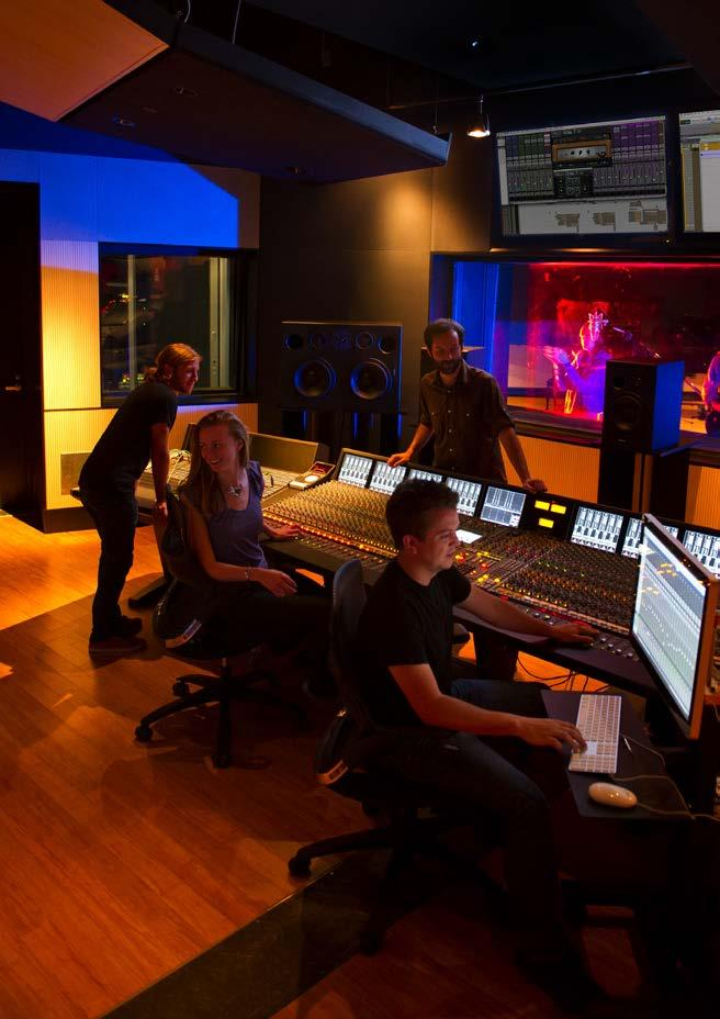 FULL SAIL MERIT MISSION STATEMENT Full Sail University is dedicated to the encouragement and