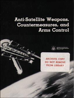 Anti-Satellite Weapons, Countermeasures, and