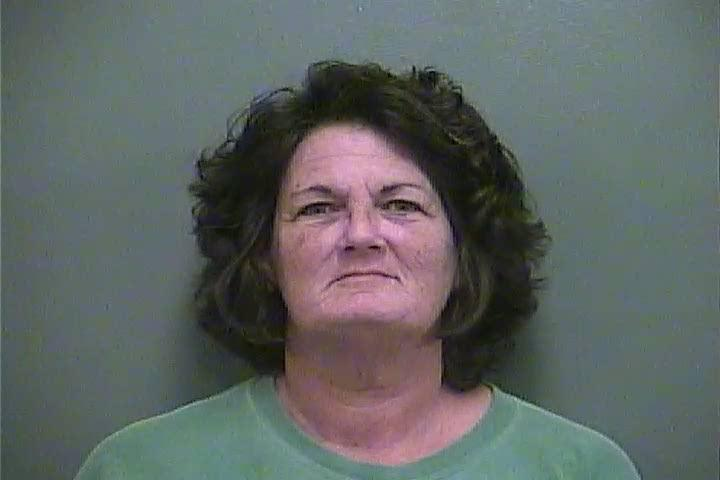 Offender's Name: WILBANKS, IDER SUE Booking #: 2013113996 Book Date/Time: 11/01/2017 14:54 Age: 52 Address: MT.