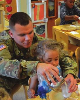 Child and to reaffirm the Army s commitment to preventing child abuse and neglect. Col. St