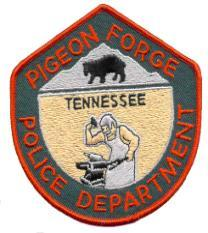 Pigeon Forge Police Department P. O.