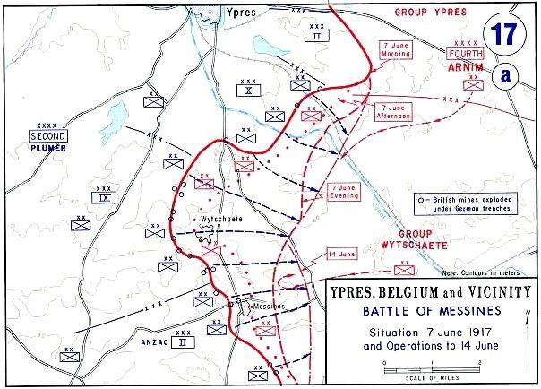 14 June, British, Australian and New Zealand forces retained possession of the captured areas. The battle is often cited as a model for a well planned limited objective attack.