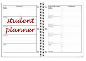 ATTENTION ALL STUDENTS: *Do you want help getting organized with your school work, achieving your goals? Then a Summit planner is just what you have been waiting for. You can get one for only $3.00.