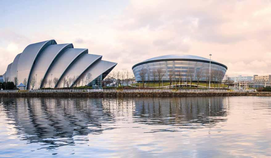THE VENUE AND EXHIBITION The Congress will be held at the Scottish Event Campus (SEC), situated in Scotland s largest city, Glasgow.