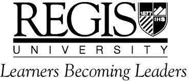 RESUMES For REGIS COLLEGE STUDENTS CAREER SERVICES Career Services Your